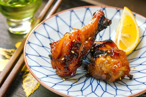 Sweet and Spicy BBQ Chicken Wings