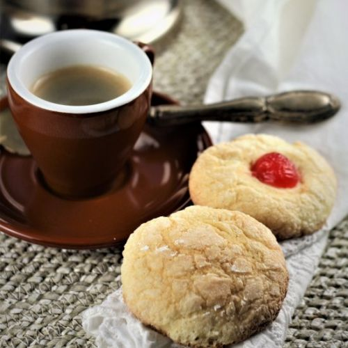 Italian Orange Juice Cookies