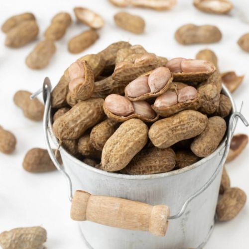 Easy Boiled Peanuts Recipe