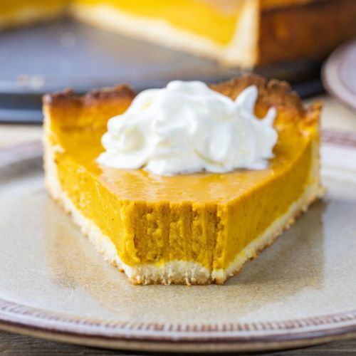 Recipe: The Absolute Easiest 5-Ingredient Pumpkin Pie - Recipes from The Kitchn