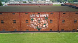 O. Z. Tyler Is Now Green River Distilling Co