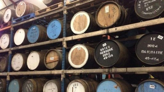 Flipping Casks and Balancing Portfolios: Welcome to the Wild New World of Whiskey Investing
