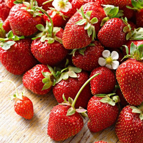 Food News: Rosé Strawberries Are Coming to a Store Near You