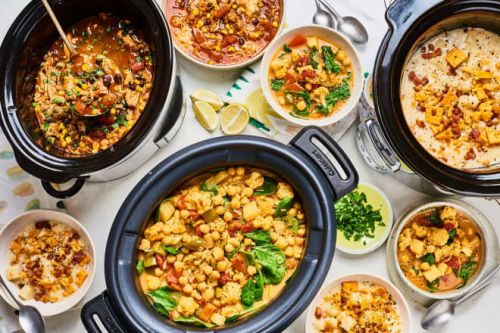 Every Single Slow Cooker Soup and Stew Recipe You Could Ever Need