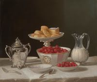 Strawberry Fritters 1755