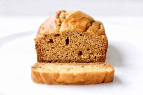 Banana Sweet Potato Bread