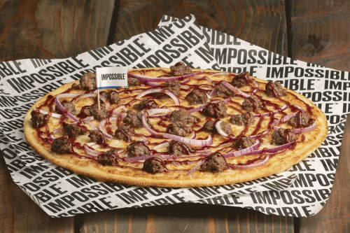 Pizza Guys Kicks Off New Year With Impossible Meat Menu Items