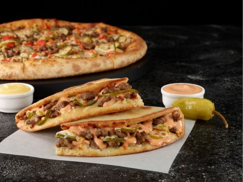 Papa John's Brings Back Its Fan-Favorite Double Cheeseburger Pizza