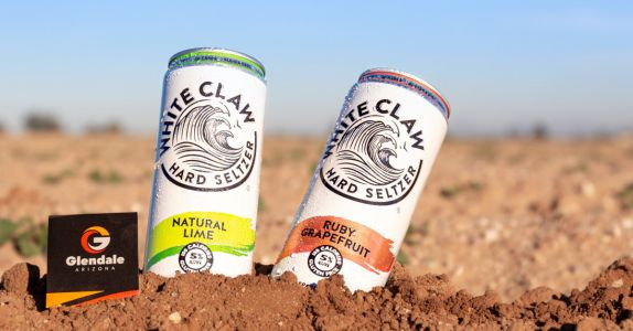 White Claw Maker Mark Anthony Brands Plans $250M Production Facility in Arizona