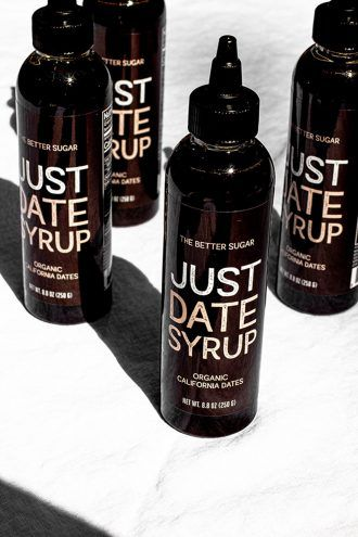 Drink of the Week: Just Date Syrup