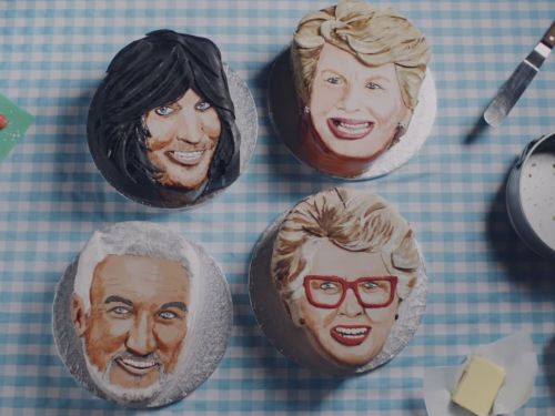 The New 'Great British Bake Off' Trailer Is a Chamomile-Scented Acid Trip