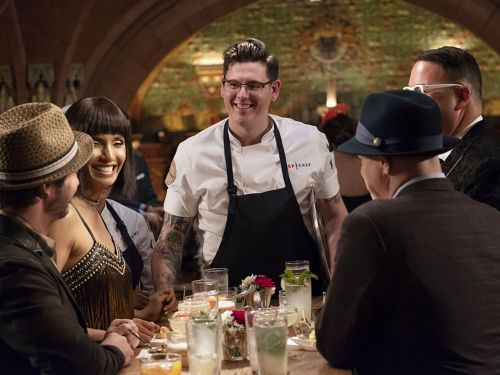 'Top Chef Kentucky' Recap: The Unlikely Return of Brother Luck