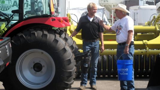 Farmers Hope For China Trade Deal, But For Now They Worry About Tariffs' Impact