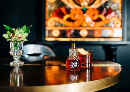 Bols Genever Returns to Negroni Week With the Red Light Negroni & Support for the USBG