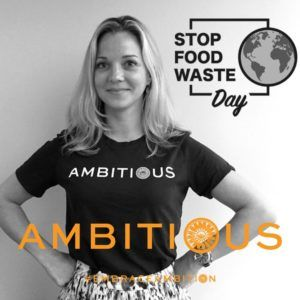 "Amy Keister: ""I want to see more food going from farm to table"""