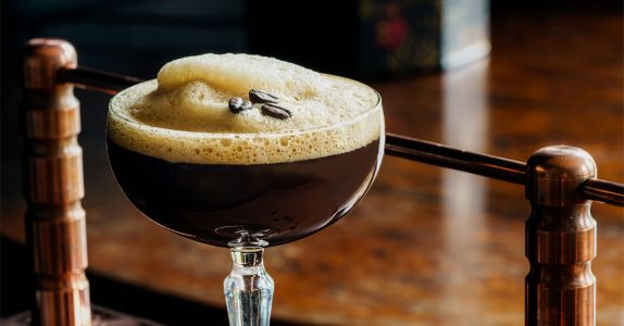 Best Practices: To Make a Great Espresso Martini, Crema Is Key