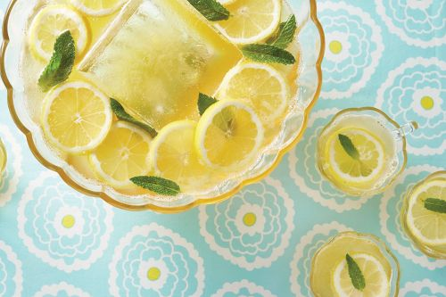 This Isn't Goodbye: A Green Tea Punch