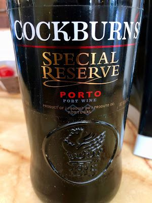 Cockburn's Special Reserve Port: Break Out The Cheese, Chocolate & Twizzlers