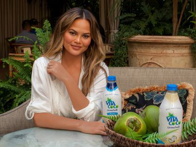 Chrissy Teigen Is Here to Sell You a Dream