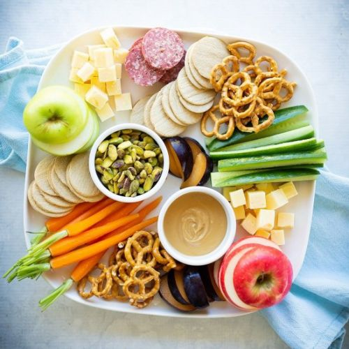 Cheese Board for Kids