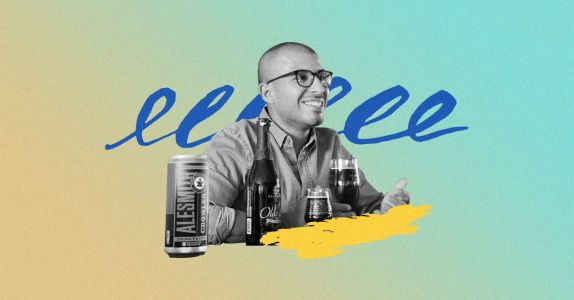 Advanced Cicerone Chris Leguizamon Is Using Beer Education to Make the World a Better Place