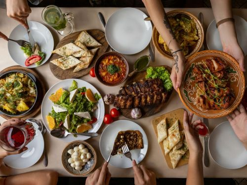 Even During a Pandemic, Small Plates and Family-Style Dishes Are Here to Stay