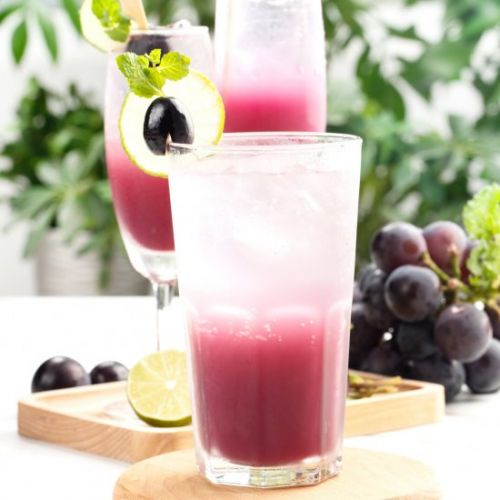 Vodka and Grape Juice Recipe