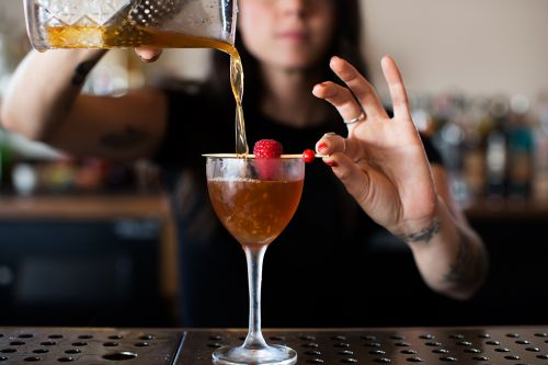 The Whisky Stirred Cocktail
