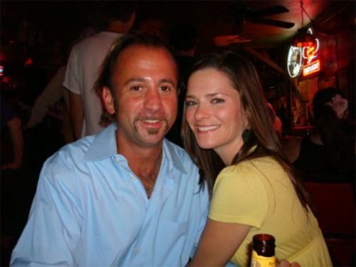 Tracie B, will you marry me? 10 years ago, Tracie P and I went out on our first date