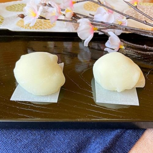 Homemade Mochi Ice Cream