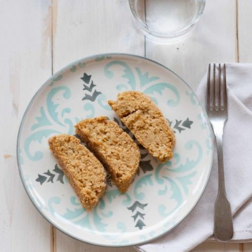 Tuna and chickpea meatloaf