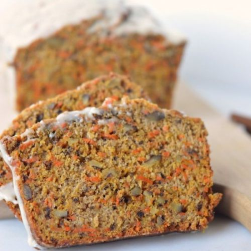 Spiced Carrot Bread Recipe
