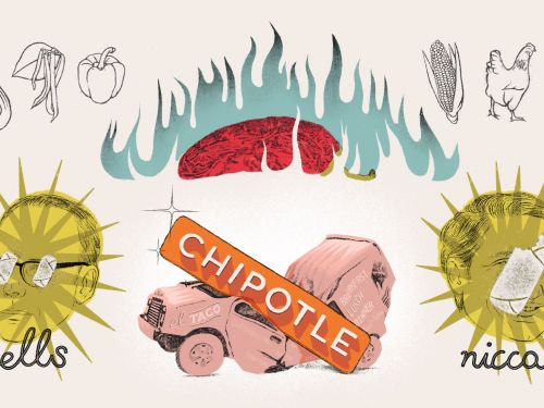 How Chipotle Supersized the American Burrito