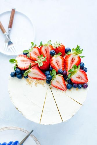 Easy No Bake Cheesecake Recipe