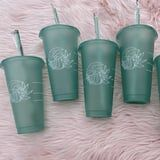 Eco-Friendly and Chic? We're Totally Here for Starbucks's Reusable Earth Day Cup