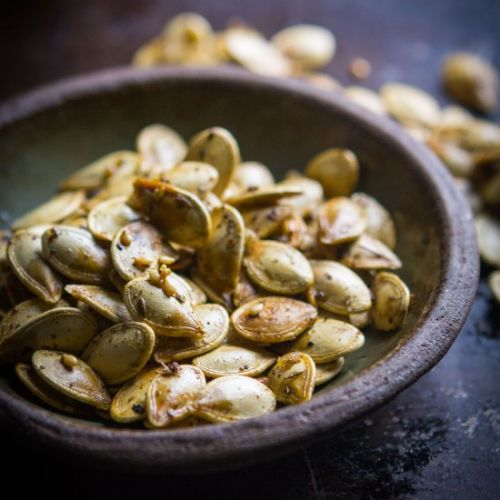 Za'atar Pumpkin Seeds