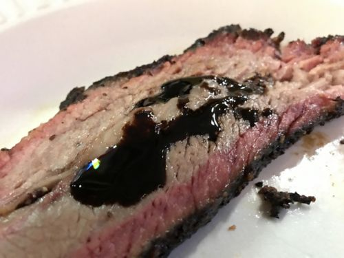 Texas BBQ and Lambrusco: the ultimate wine pairing (WARNING CONTAINS BRISKET AND BALSAMIC PORN)