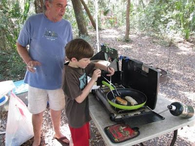 Campground Cooking