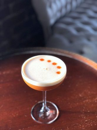 Brandy Cocktail: The World, Reversed
