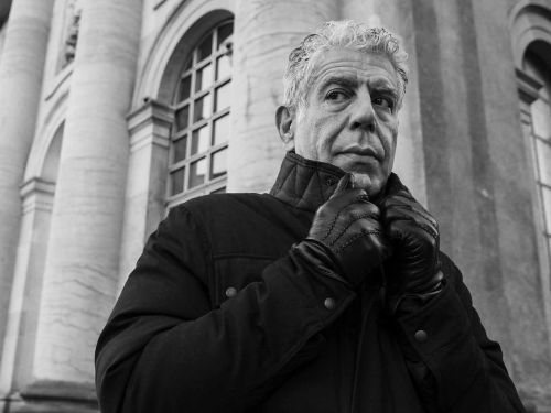 An Anthony Bourdain Memorial Book Is Coming This Spring