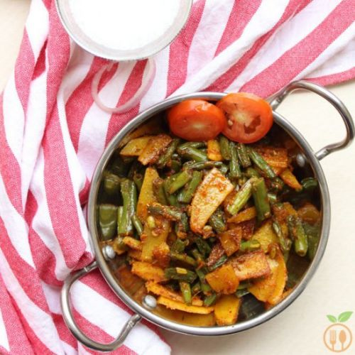Green Beans Curry