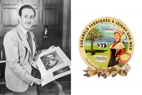 The Wonderfully Strange Connection Between Walt Disney and France's Famous Dairy Town