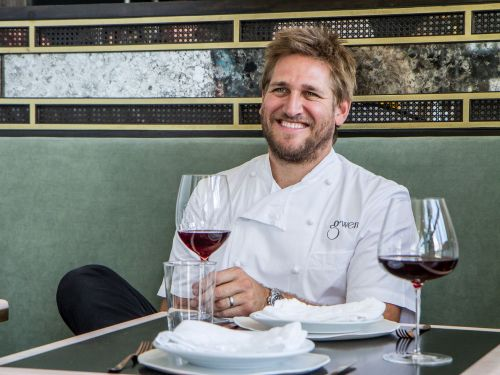 Curtis Stone on Keeping the 'Chef' in Celebrity Chef