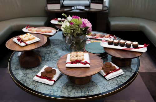 The Pastry Chefs Behind The Conrad Dublin's Tea Time