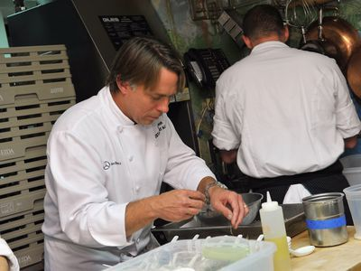 John Besh Still Welcome at South Beach Wine & Food