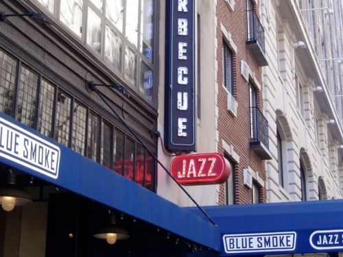 Danny Meyer's Pioneering NYC Barbecue Restaurant Blue Smoke Closes