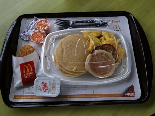 McDonald's Bites at Dunkin' With Breakfast Catering Test-Run