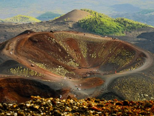 How Etna counters preconceived notions about fine wine