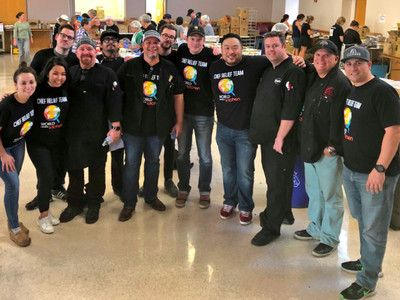 David Chang Helped World Central Kitchen Feed Firefighters in California