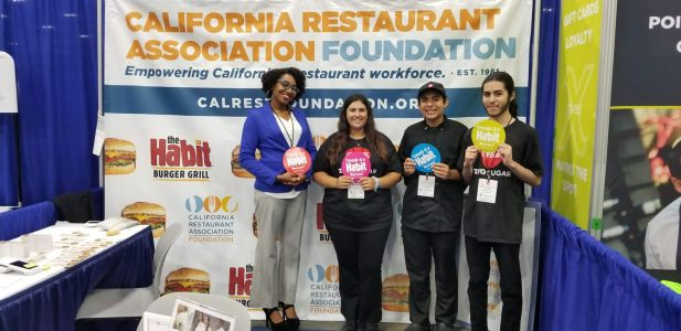 California Restaurant Association Foundation Has Raised More Than $83K Thanks to The Habit Burger Grill